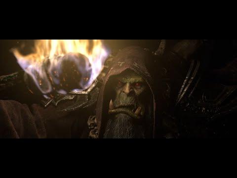 Реклама вступительного ролика World of Warcraft (RU)