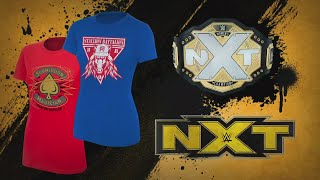 New NXT gear available now at WWE Shop