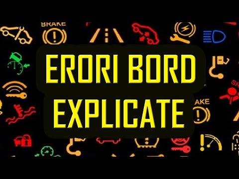 Erori De Bord Explicate
