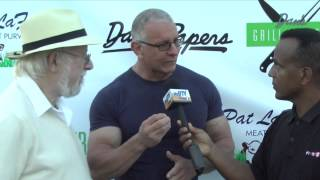 On The Red Carpet With The TV Stars at Grillhampton 2015 - Dan's Taste of Summer