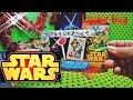 Star Wars SURPRISE LOLLIPOP MEGA TATTOO 4K Unboxing 驚き 깜짝 Blind Bag 突然 突擊 Disney Krieg Sterne mp3
