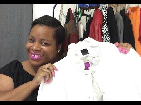 Thrift Haul: Thrift Sense 75% Off of Blazers