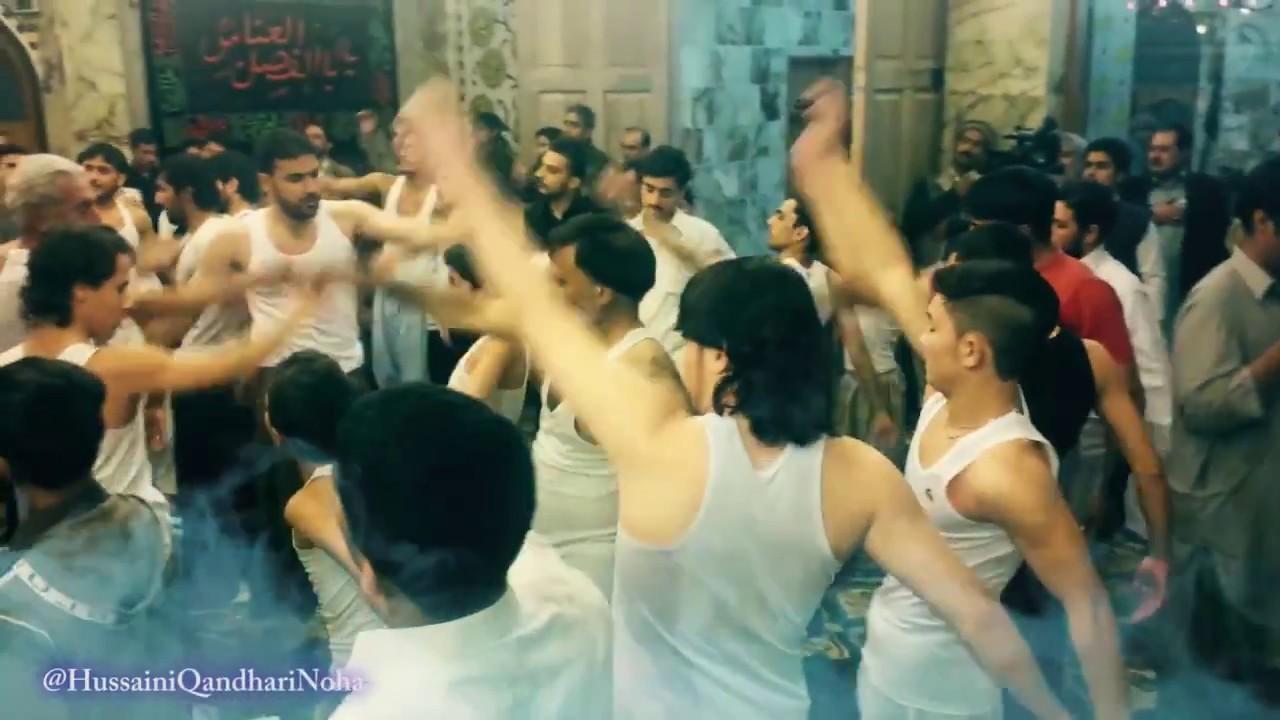 Download Anjuman Hussaini Qandhari Noha Shazada Qasim a.s