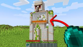 Minecraft, But You Cąn Go Inside Any Mob...