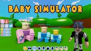 WE BECAME BABIES / ROBLOX TURKISH / PRACTICE GAME