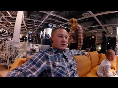 Американская IKEA. IKEA in USA. Looking for sofa