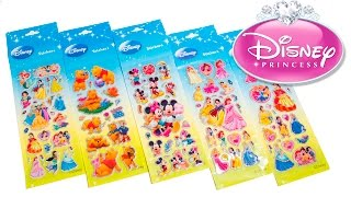 Disney Princess Minnie and Mickey Mouse Winnie Pooh     The best stickers