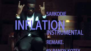 INFLATION, SARKODIE INFLATION INSTRU remake in fruity loops