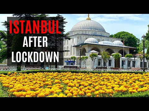 ISTANBUL   First Weekend After The Lockdown