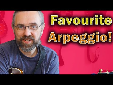 My secret arpeggio and 3 places i use it!