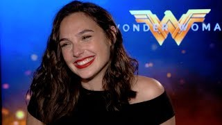 Interview with Wonder Woman