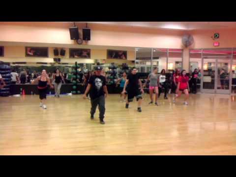 "Mariah Carey ""Ribbon"" choreo by Mark David"