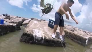 Crabbing - Galveston, TX [5.30.15]