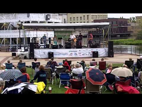 Bruce Matthews Band - 2015 Flat River Fever Concert in Lowell, MI