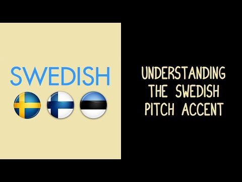 Understanding the Swedish Pitch Accent