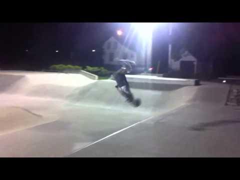 Brodie Mills Back Flip