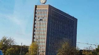 مدينة فولفسبورغ الألمانية:مأوى صُنع السياراتWolfsburg City:Reference the automotive industry-Germany