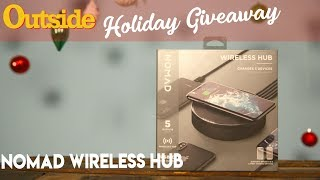 Holiday Giveaway: Nomad Wireless Hub