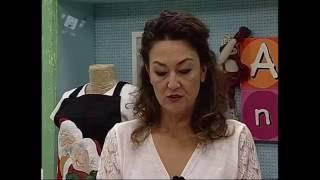 Jogo Americano coleção Vintage Vermelho – Patricia Washignton