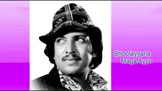Bhootayyana Maga Ayyu | Kannada Full Movie HD | Vishnuvardhan, Lokesh.