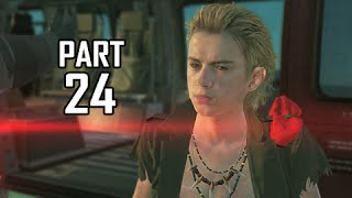 Metal Gear Solid 5 The Phantom Pain Walkthrough Part 24 - It's Not Over Yet Snake (MGS5 Let's Play)