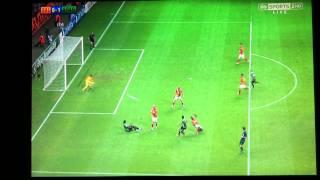Galatasaray v Braga (Champions League 2/10/12)