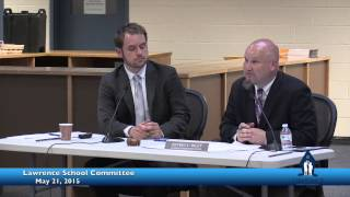 School Committee May 21, 2015