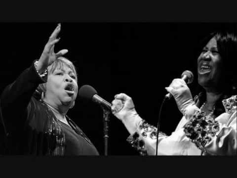 Oh Happy Day - Aretha Franklin Feat: Mavis Staples HD