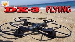 Sharper Image Drone Dx 3 Youtube