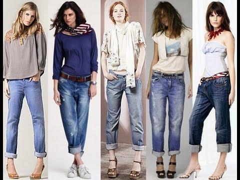 Denim trends 2017 youtube - Jeans trend 2017 ...