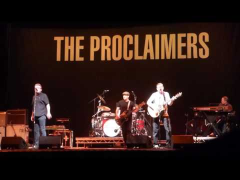 The Proclaimers - Letter From America - Live @ Southport Theatre - 14th May 2016