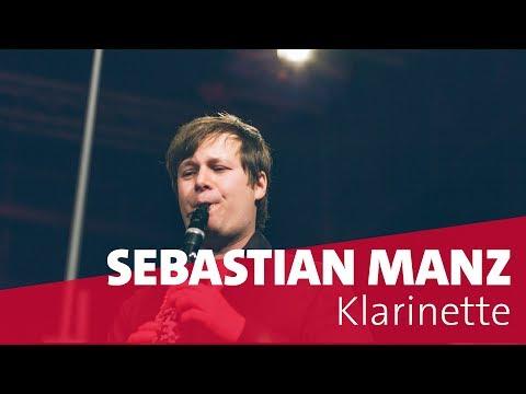 Sebastian Manz und Martin Klett: Joseph Horovitz - Sonatine Klarinette, Klavier