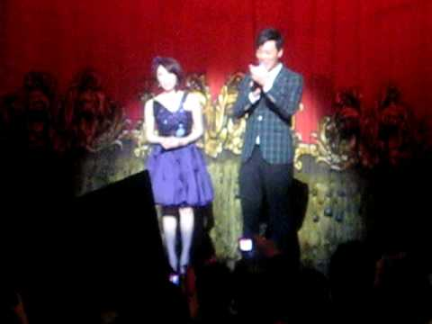 Raymond Lam Las Vegas Concert 11.28.2009 - ♥ Love With No Regrets ♥