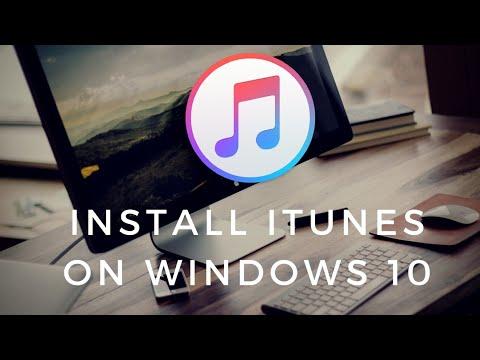 Installed Itunes For Windows 7/8/10 32 Bit - 64 Bit!