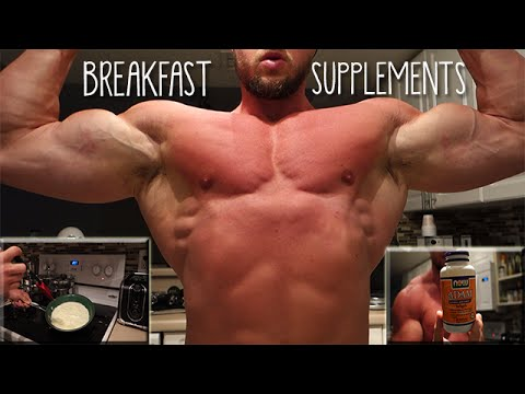 G'Morning: Make Breakfast / Supplements