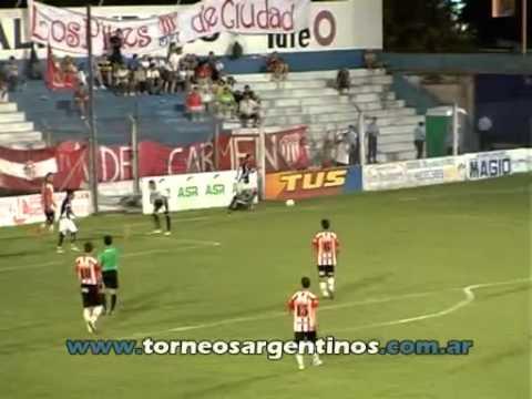 Atenas (Rio IV) 0 - San Martin (Mza) 1. Torneo Argentino B. 09/12/2012
