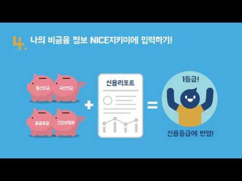 NICE지키미 활용백서 - 신용등급 올리는 6가지 팁