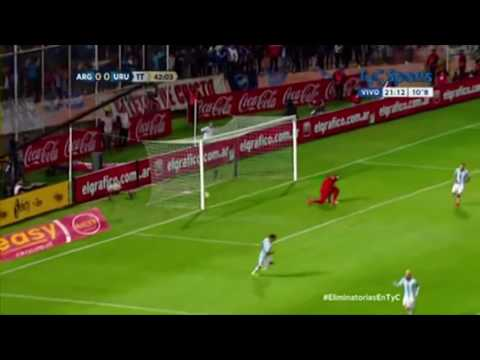 Últimos 10 Goles de Messi con Argentina ?2?