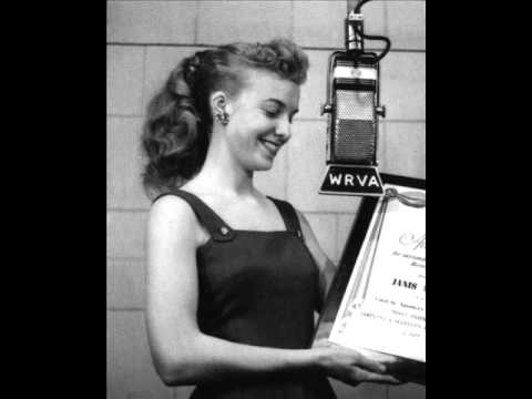Fifties' Female Vocalists 28: Janis Martin -