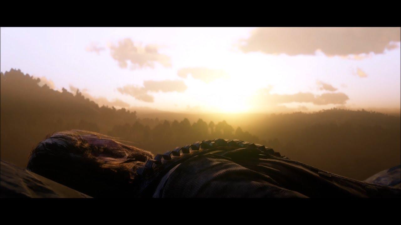 Red Dead Redemption 2 , Arthur Morgan death scene