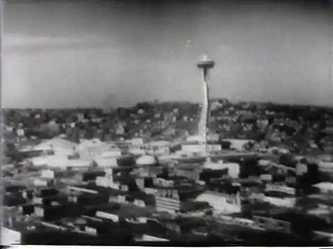 1962 Seattle World's Fair Opening Day Coverage