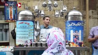 ملامح   تعرف على «الكيلاني»..بائع «مشروبات زمان» في مصر القديمة