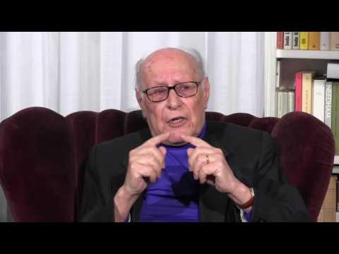 Il mio ricordo degli eterni - dialogo con il Prof. Emanuele Severino