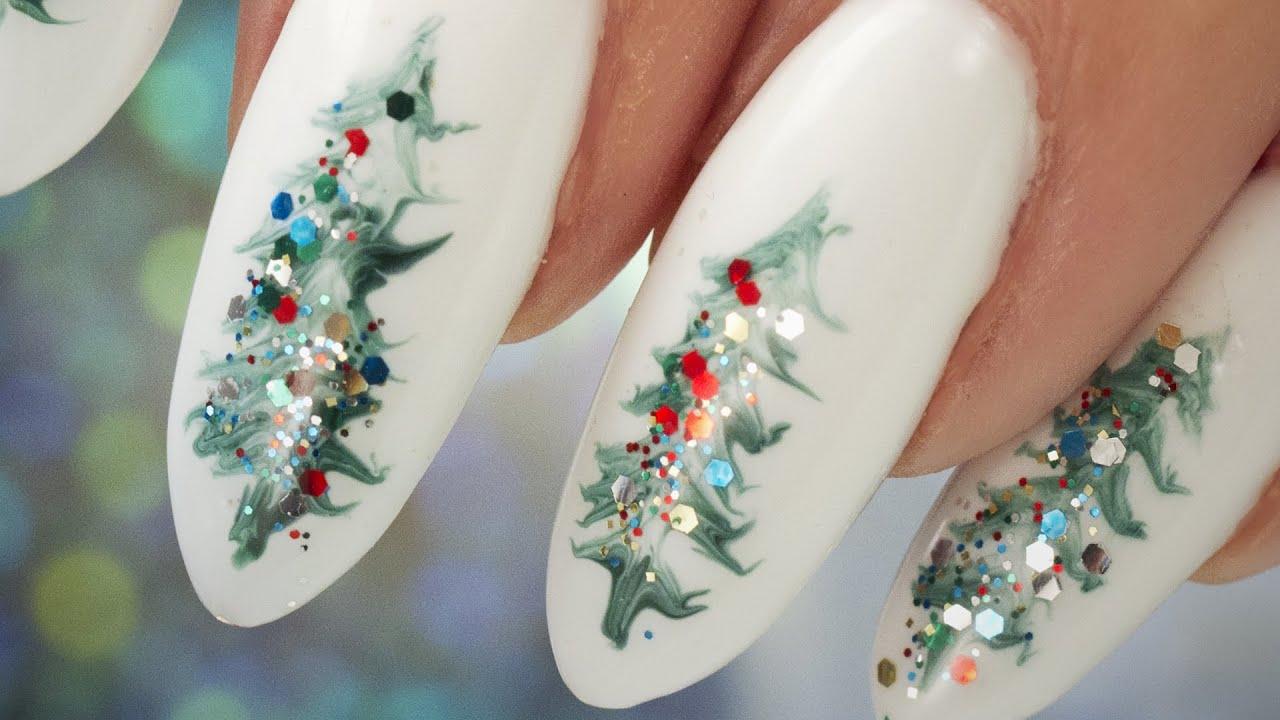 The christmas nail ornament - The Christmas Nail Ornament 54