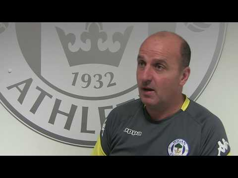 PAUL COOK: Manager previews Shrewsbury Town test