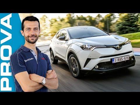 Toyota C-HR | La nostra prova su strada