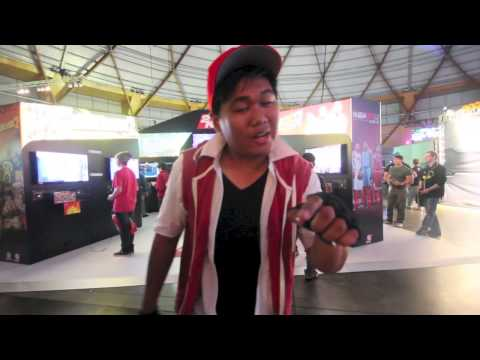 EB Games Expo 2012 in Sydney! (full video)