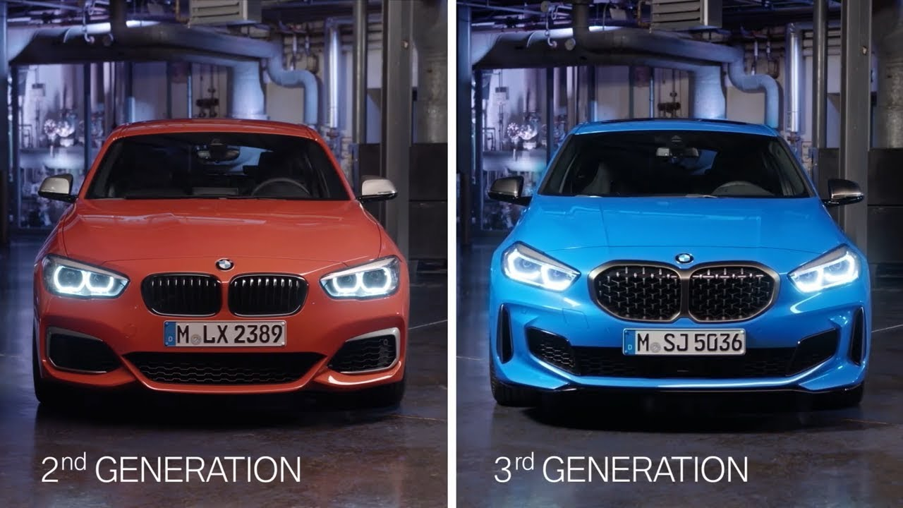 What Is The Difference Between Bmw 1 Series 2nd And 3rd Generation