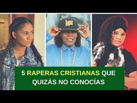 5 Raperas Cristianas que Quizás no Conocías