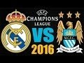 Live: Real madrid vs Manchester City match online stream 2016-04-26